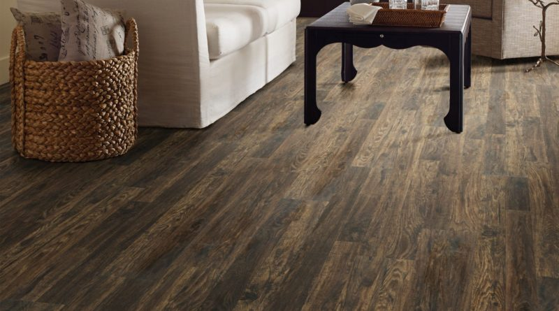 Classic Vintage Ageless Hickory Laminate Flooring
