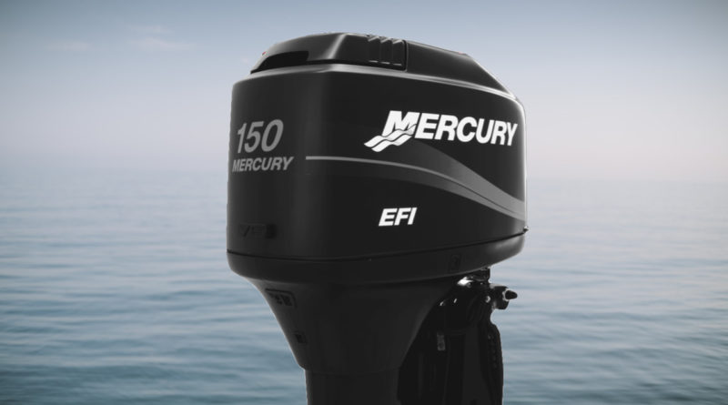 Mercury Outboard Cranks But Won't Start 150 175 200 HP EFI 2002 2003 2004 2005 2006