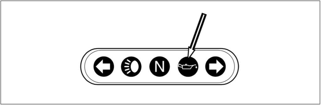 Oil Pressure Indicator Lamp