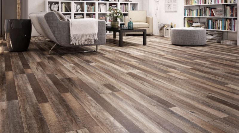 Vintage Chestnut - 12mm Laminate Flooring by Dynasty