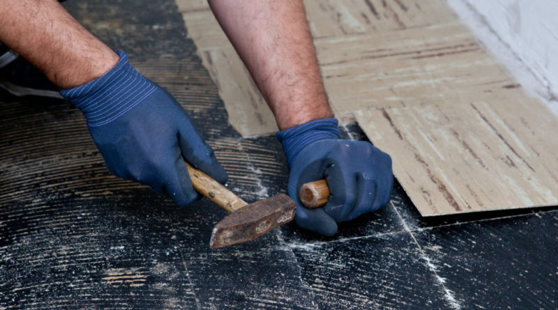 What is The Best Way Remove Ceramic Tiles From The Floor