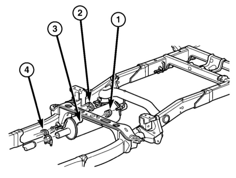 2004 Dodge Ram 1500 Muffler Replacement