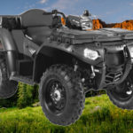 How to Remove Polaris 550 Sportsman Wheels 2012-2013