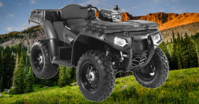 How to Remove Polaris 550 Sportsman Wheels 2012-2013